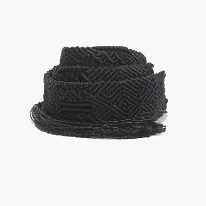 JM Drygoods™ Thin Sash Belt