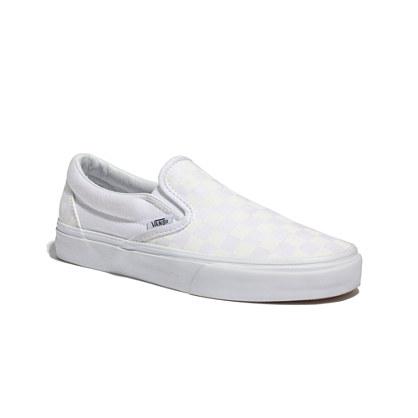 Vans® Classic Checkerboard Slip-Ons