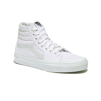 Vans Hi Tops White