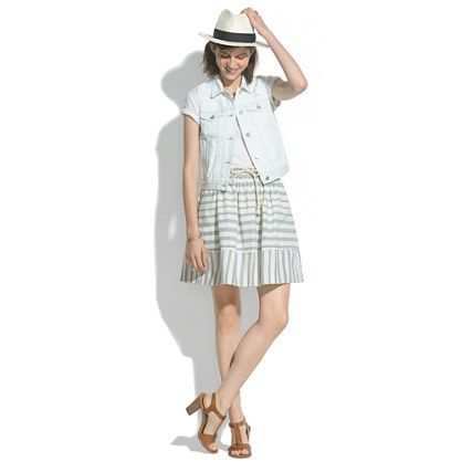 Dockstripe Skirt