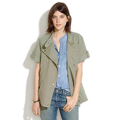 Sahara Short-Sleeve Jacket