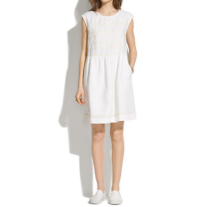Linen Sandwave Dress