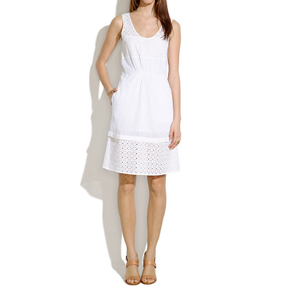 Eyelet Lovesong Dress