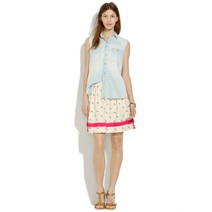 Lightstitch Skirt