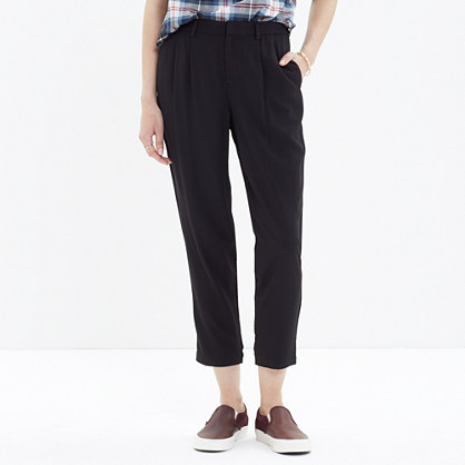 Delancey Slouch Trousers