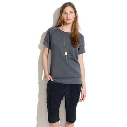 Silk Cargo Shorts