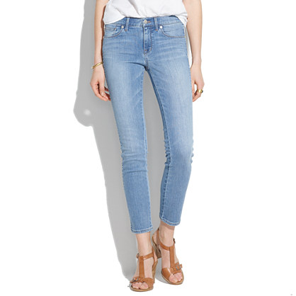 Skinny Skinny Crop Tuxedo Jeans