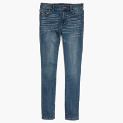 Tall High Riser Skinny Skinny Jeans in Atlantic