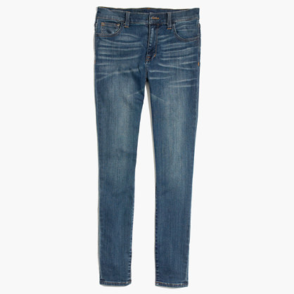 off Madewell Pants - Madewell Skinny Skinny Sateen Jeans from