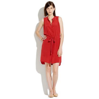 Silk Playa Dress