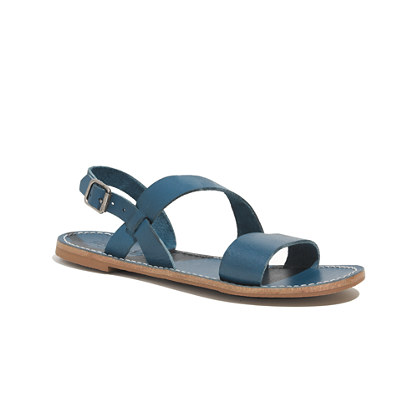 The Slingback Sightseer Sandal