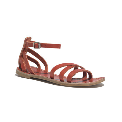 The Ankle-Strap Sightseer Sandal