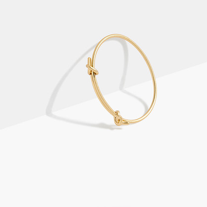 Adjustable Knotshine Bangle