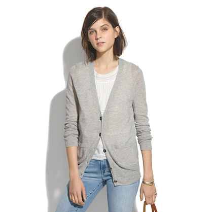 Summerweight Cardigan