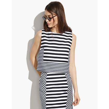 Whit® Striped Top