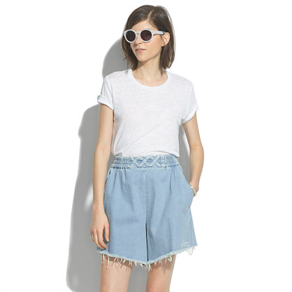 Rachel Comey Rogue Denim Shorts