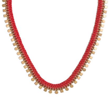 Braided Geochain Necklace