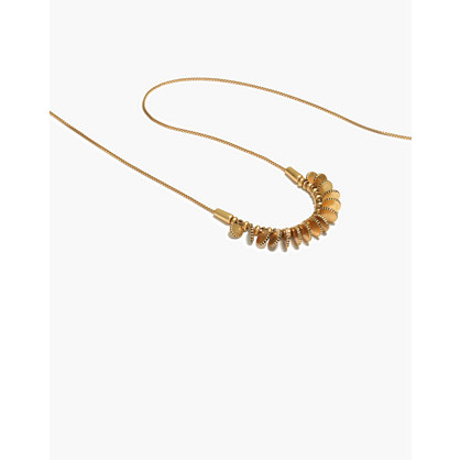 Mini Coinmix Necklace