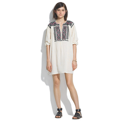 JM Drygoods™ Embroidered San Vicente Blouse