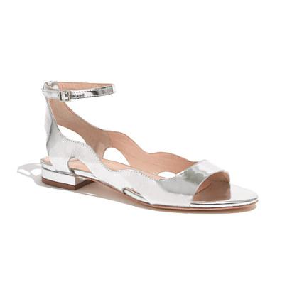 Loeffler Randall® Metallic Jacinta Sandals