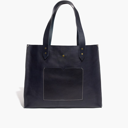The Oversized Berkeley Tote
