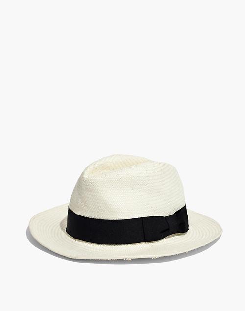 a11076df7fe87 Madewell x Biltmore reg  Panama Hat in natural ...