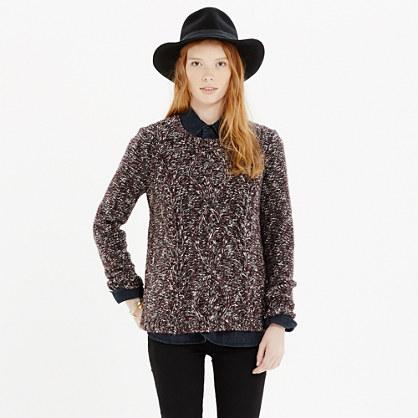 Firelight Marled Pullover