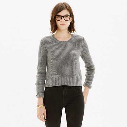 Crop Pullover : pullovers | Madewell
