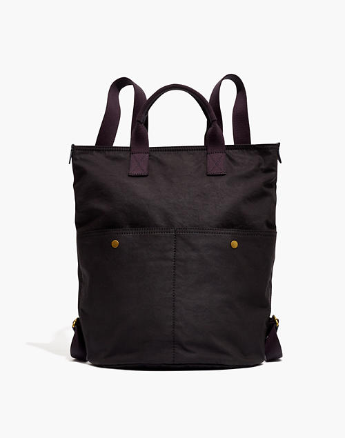 The Milan Convertible Backpack by Madewell