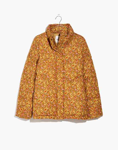 7169c222a Corduroy Puffer Jacket in Mumbai Floral