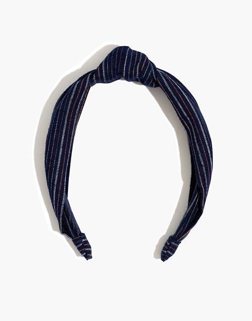 Knotted Covered Headband by Madewell