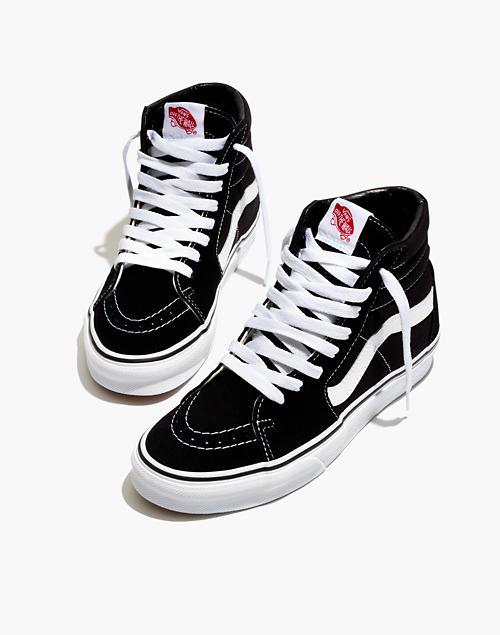 eje Consultar Desanimarse  Vans® Unisex Sk8-Hi High-Top Sneakers in Suede and Canvas