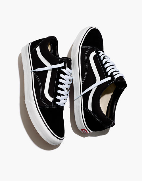 how to lace up vans old skool