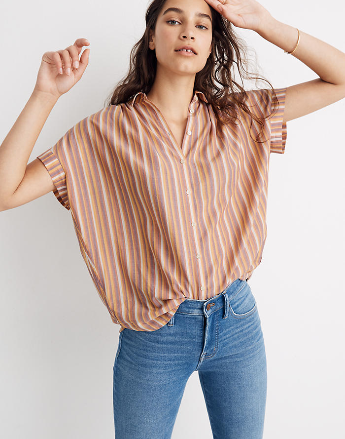 6ce4ac8aba Women's Shirts & Tops : Tanks, Tees, Blouses & Chambray | Madewell