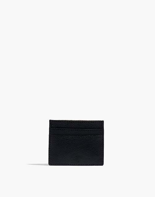 Leather Card Case by Madewell