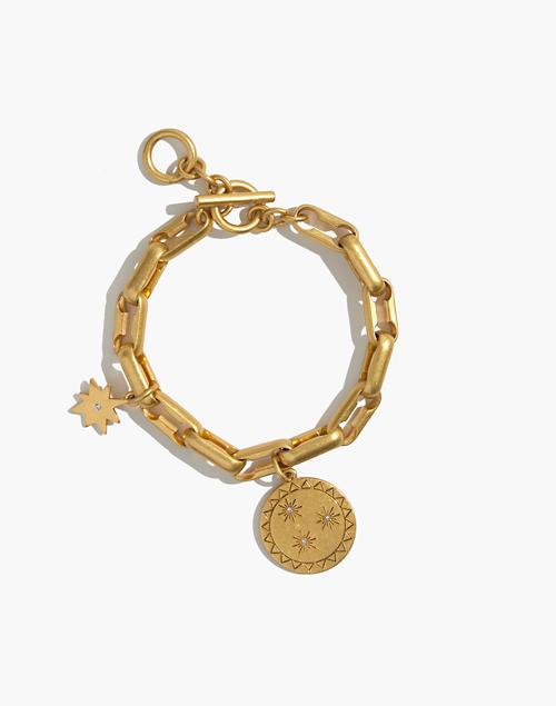 Starshine Charm Bracelet by Madewell