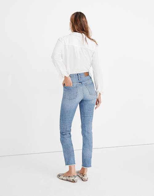 The Perfect Vintage Jean in Ainsworth Wash in ainsworth wash image 3