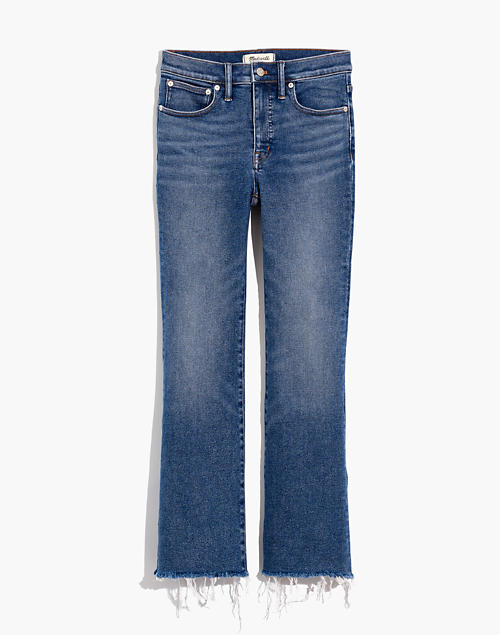 Cali Demi-Boot Jeans in Fleetwood Wash in fleetwood wash image 5
