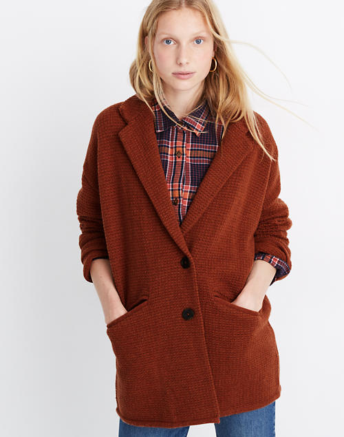 textured-blazer-sweater-jacket by madewell