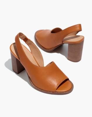 The Katerina Slingback Sandal