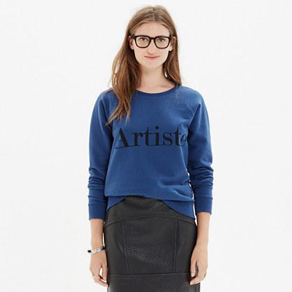 Artiste Sweatshirt