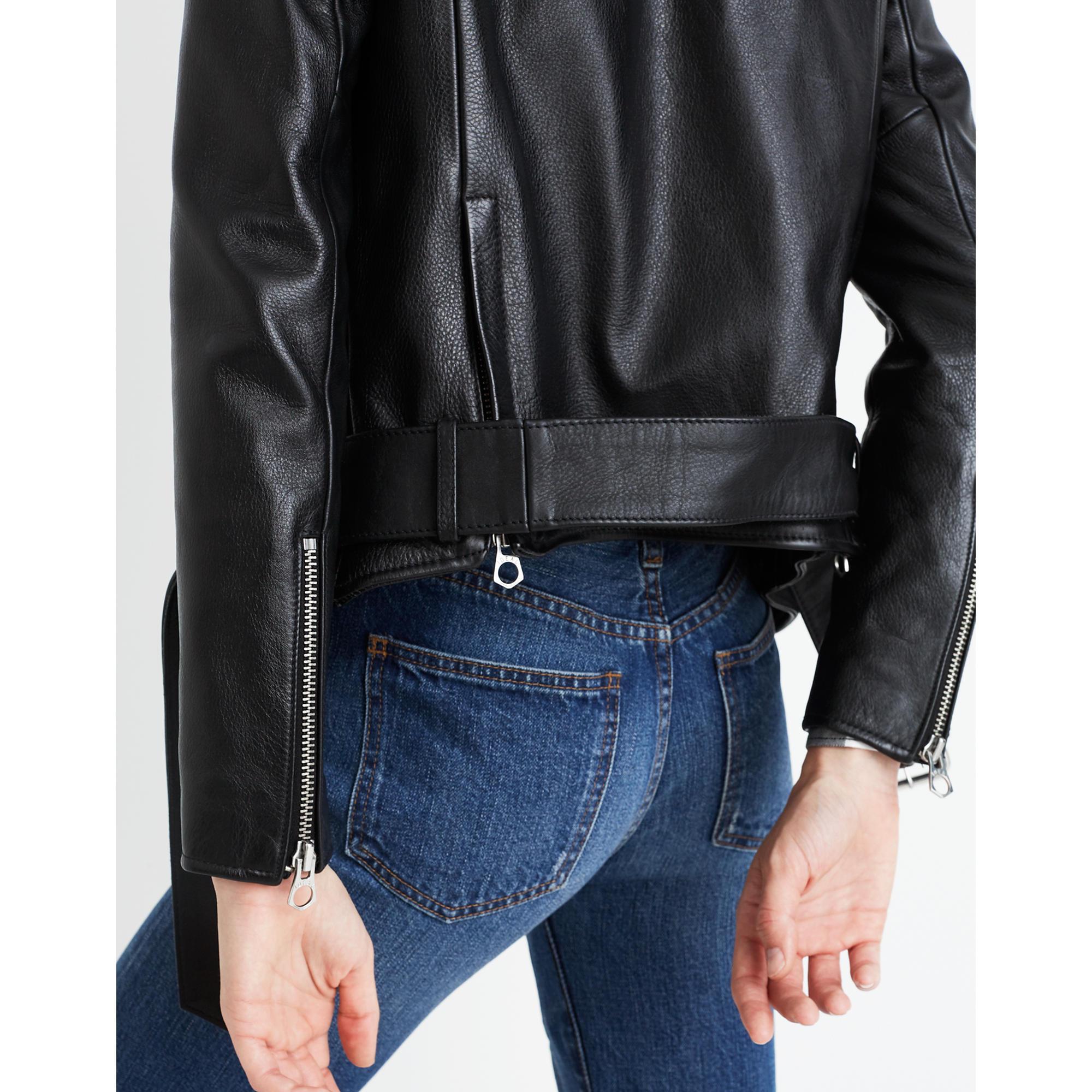 Ultimate Leather Motorcycle Jacket Jackets
