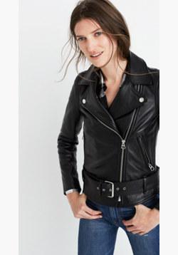 Ultimate Leather Motorcycle Jacket