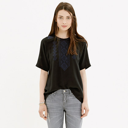 Silk Fortune Top