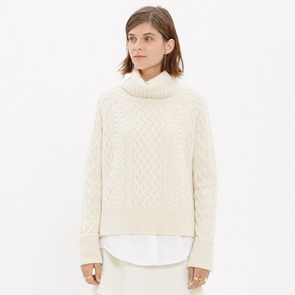 Cityblock Turtleneck Sweater