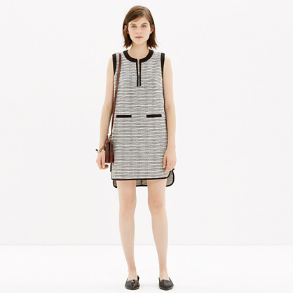 Tweedweave Shiftdress