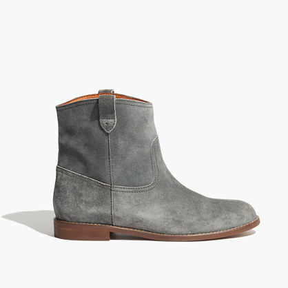 The Otis Boot in Suede