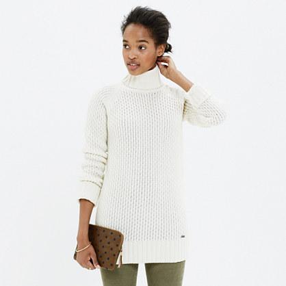 Barbour® Deck Turtleneck Sweater