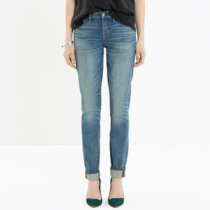 Tall Alley Straight Jeans in Harrison Wash