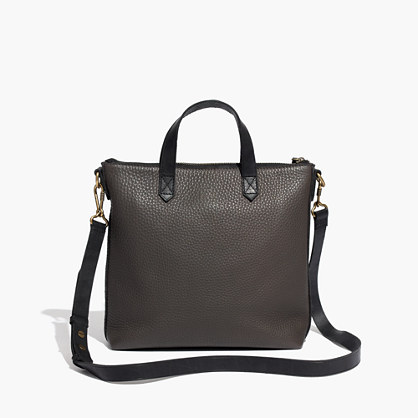 The Textured Mini Transport Crossbody